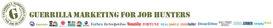 Guerrilla Marketing For Job Hunters Logo