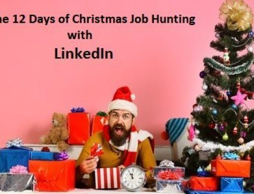 On the 7th Day of Xmas  – www.MyNewJobHunt.com revealed to me: