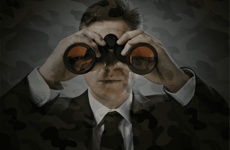 Secrets of the Job Hunt – #1 Be Hunted